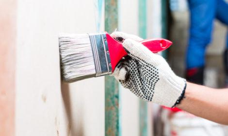 Kunden-Malerarbeiten